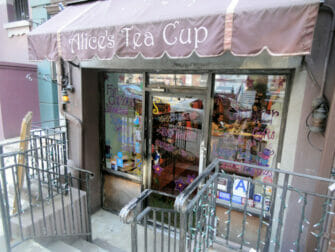 Alices Tea Cup i NYC - Upper West Side