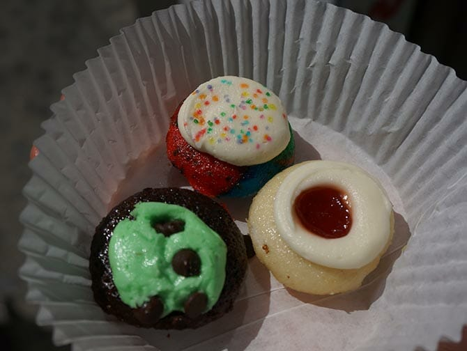 Beste cupcakes i New York - Cupcakes hos Baked by Melissa