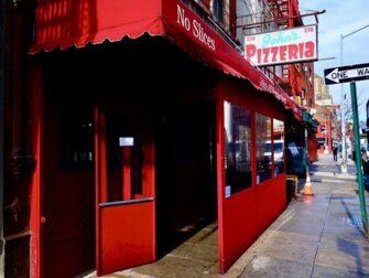 Beste Pizza i New York - John's Pizzeria