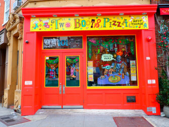 Beste Pizza i New York - Two Boots