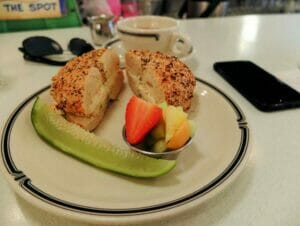 De beste stedene for kaffe og bagels i New York