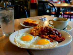 Frokost i New York