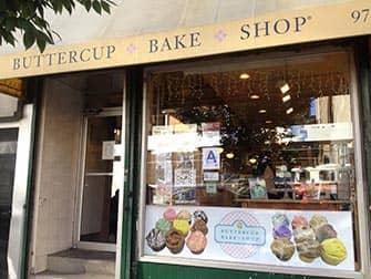 Beste cupcakes i New York - Buttercup Bake Shop
