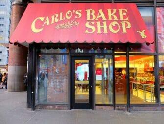 Carlo's Bakery 'Cake Boss' i New York - Carlo's Bake Shop
