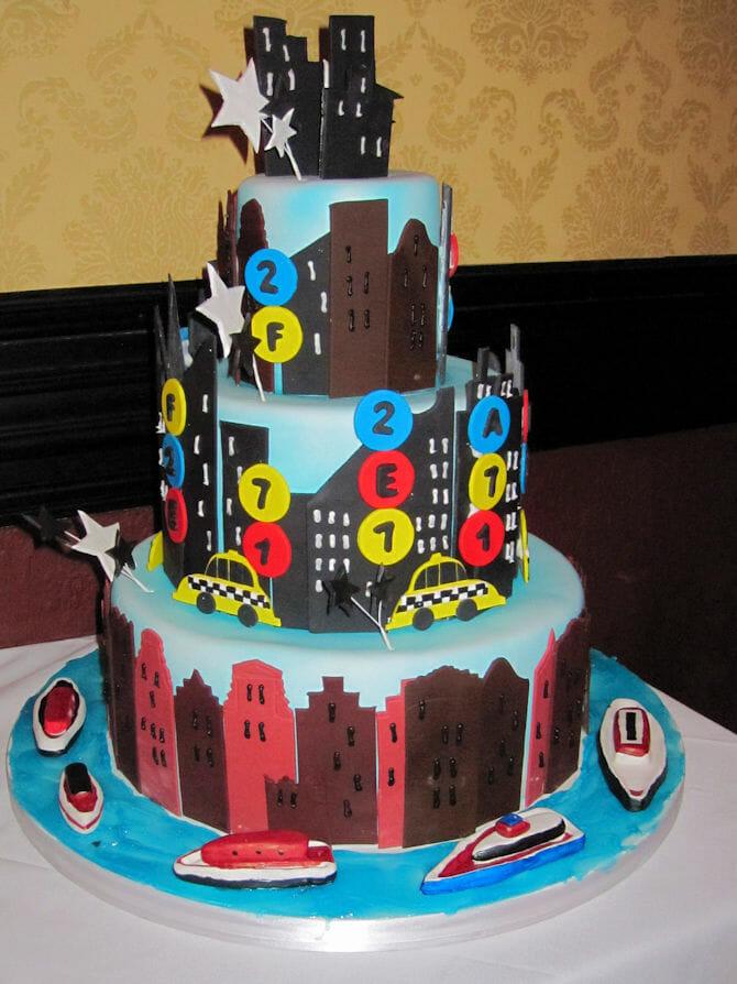 Carlo's Bakery 'Cake Boss' i New York - Min byllupskake