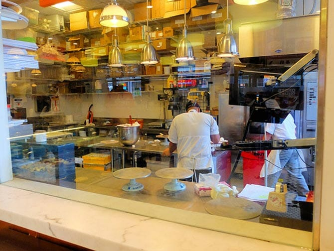 Carlo's Bakery 'Cake Boss' i New York - Bakeriet