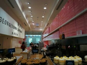 Beste cupcakes i New York - Inne hos Georgetown Cupcakes