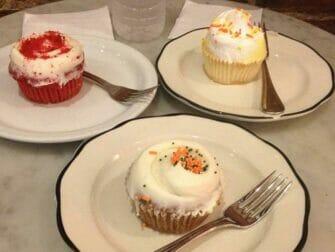 Beste cupcakes i New York - Cupcakes hos Little Cupcake Bakeshop