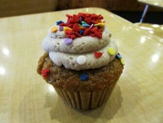 Beste cupcakes i New York - Cupcake hos Mollys Cupcakes