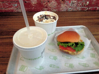 Beste hamburgere i New York - Shake Shack