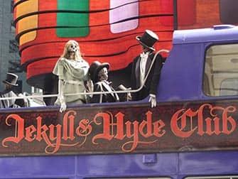 Tema-restauranter i New York - Jekyll and Hyde Club
