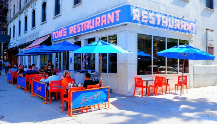 Toms Restaurant i New York