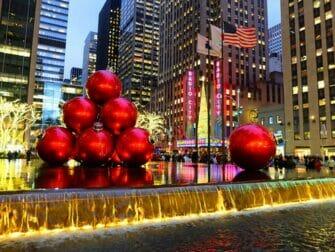 Julen i New York - Pynt