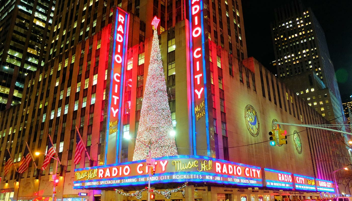 Julen i New York - Radio City Christmas Spectacular