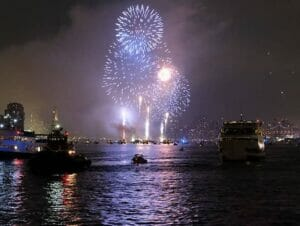 4th of July i New York