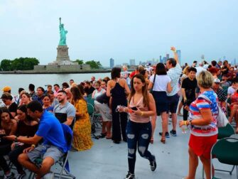 4th of July i New York - Fyrverkericruise