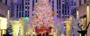 Julen i New York