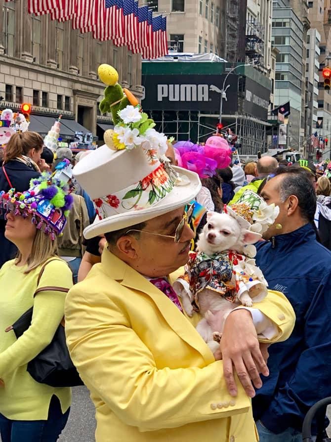 Påske i New York - Påskeparade