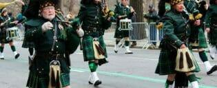 St Patricks Day i New York