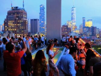 De beste rooftop-barene i New York - Jimmy