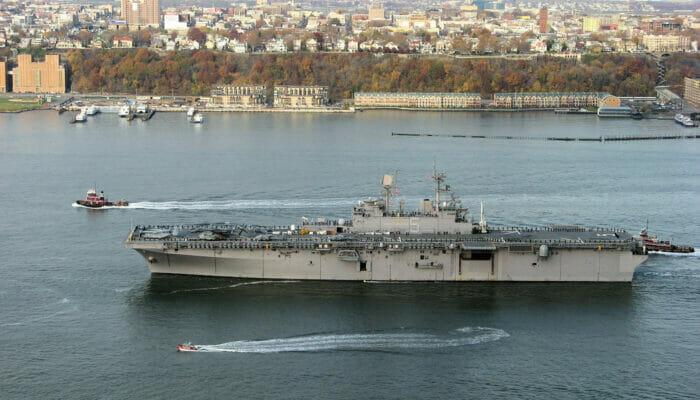 Fleet Week i New York - Skip