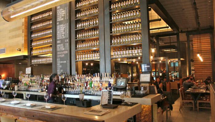 Romantiske restauranter og barer i New York - Gansevoort Park Avenue