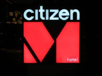 citizenM Hotel i NYC - Logo