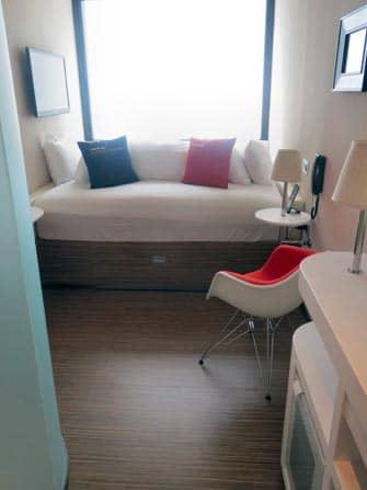 citizenM Hotel i NYC - Seng
