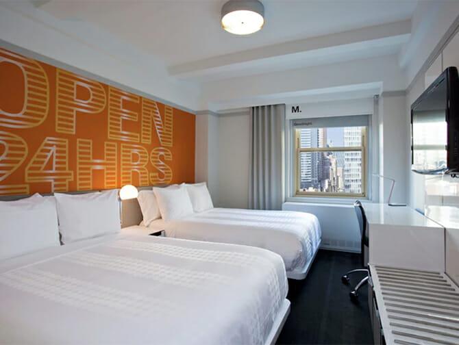 Row NYC Hotel i New York
