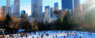 Første nyttårsdag i New York