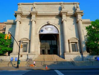 Første nyttårsdag i New York - American Museum of Natural History