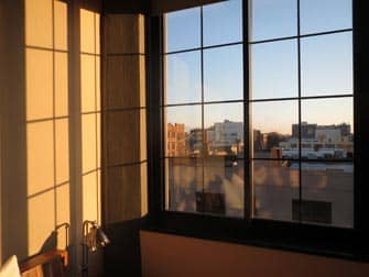 Long Island City i New York - The Paper Factory Hotel