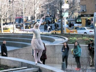 The Ride i NYC - Danser