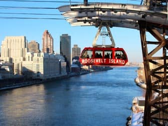 Long Island City i New York - Roosevelt Island Tram