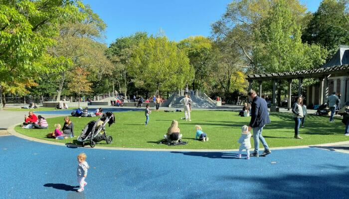 Lekeplasser i New York - Central Park