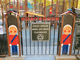Lekeplasser i New York - Madison Square Park