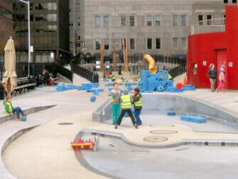 Lekeplasser i New York - South Street Seaport