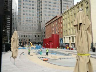 Lekeplasser i New York - South Street Seaport Playground