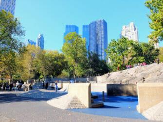 Lekeplasser i New York - Central Park Playground