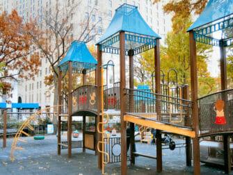 Lekeplasser i New York - Madison Square Park Playground