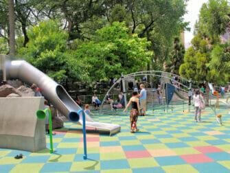 Lekeplasser i New York - Union Square Playground