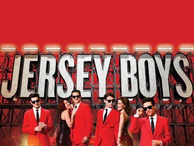 Jersey Boys i New York Tickets