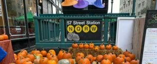 Halloween i New York