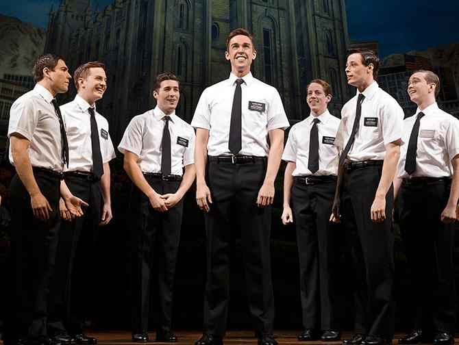The Book of Mormon Broadway Tickets - Misjonærene