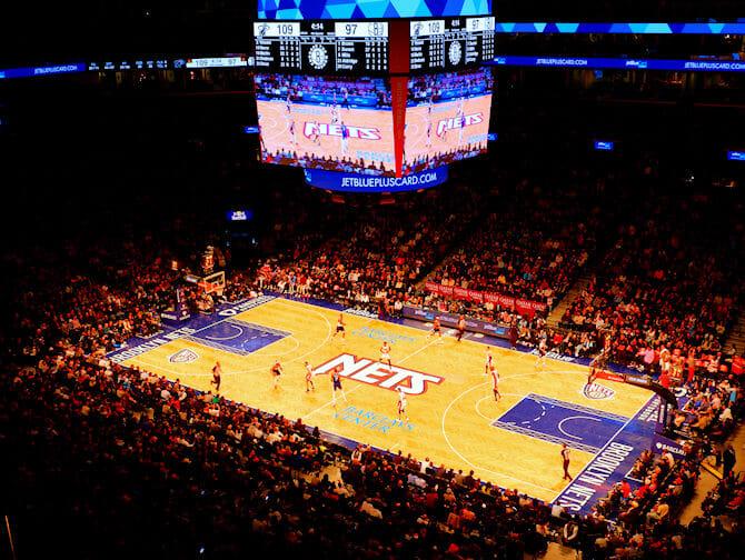 Brooklyn Nets Tickets - Kampen