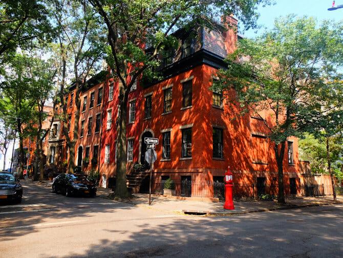 Guidet tur til Brooklyn - Brooklyn Heights