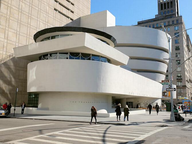 Guggenheim Museum i New York