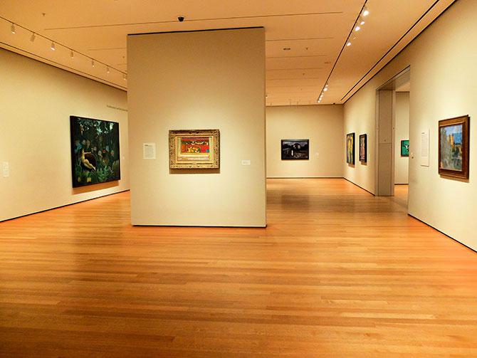 MoMA Museum of Modern Art i New York - VIP Tur