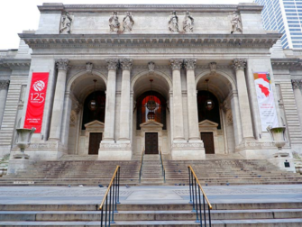 New York Architecture Tour - New York Public Library