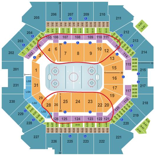 New York Islanders Tickets - Barclays Center salkart